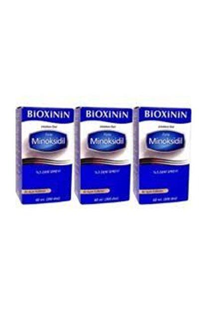 Bioxcin Minoksidil %5 Deri Spreyi 60 Ml - 3 Adet