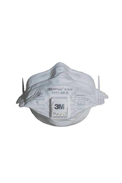 3M Vflex™ Partikül Toz Maskesi, Ffp1, Ventilli, 9161e - 15'li Paket