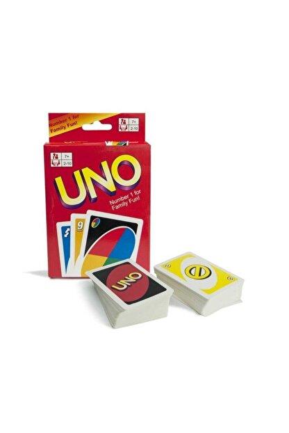Uno Yayınları Oyun Kartı Kaliteli Kuşe Kağıt 108 Kart