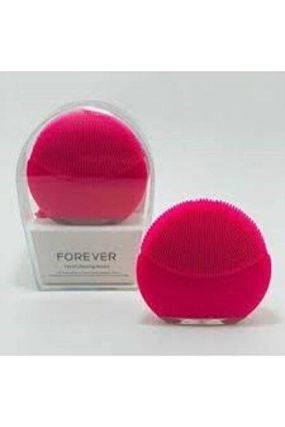 Forever ? Yüz Makyaj Temizleme Cihazı Masaj Aleti Pembe