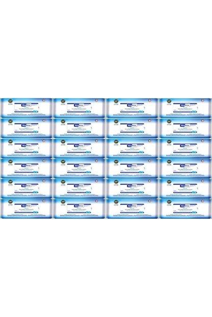 Bluewhite Yetişkin Hasta Vücut Temizleme Mendil-havlusu (24 Lü Set) 50 Yaprak Hijyenik