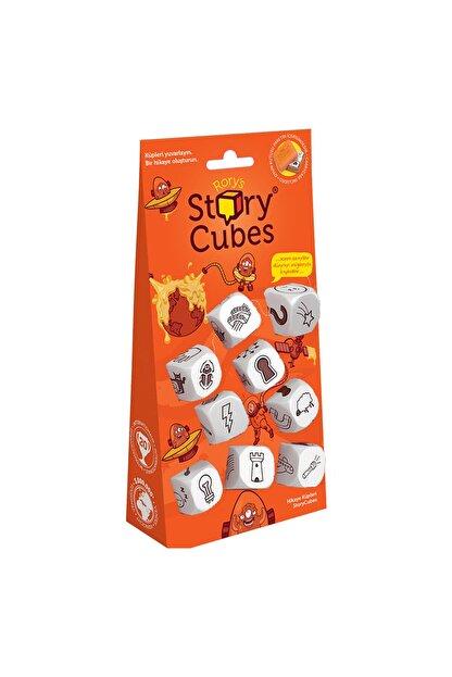 Rory's Story Cubes Rory'nin Hikaye Küpleri - Klasik - Hediyelik (Rory's Story Cubes- Classic) Akıl ve Zeka Oyunu