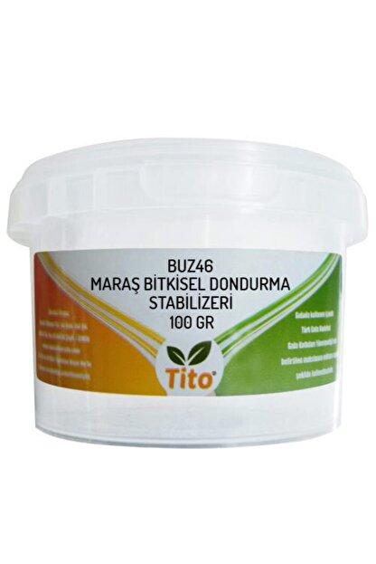 tito Buz46 Maraş Bitkisel Dondurma Stabilizörü 100 G