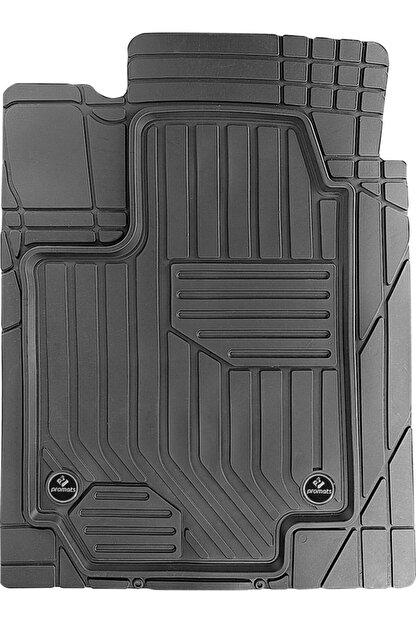 Sevenyol Ford Ka 08- 4d Premium Siyah Havuzlu Paspas 5 Parça (klipsli)