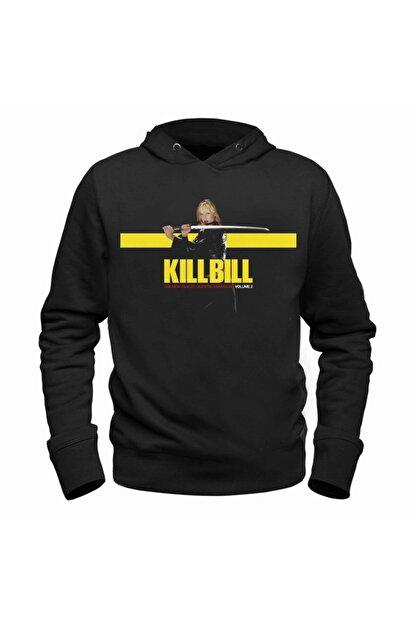 Alfa Tshirt Çocuk Siyah  Kill Bill Sweatshirt