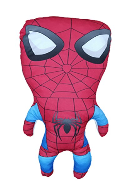 MEGA AVM Spiderman Peluş Yastık Uyku Arkadaşım Oyuncak Yastık
