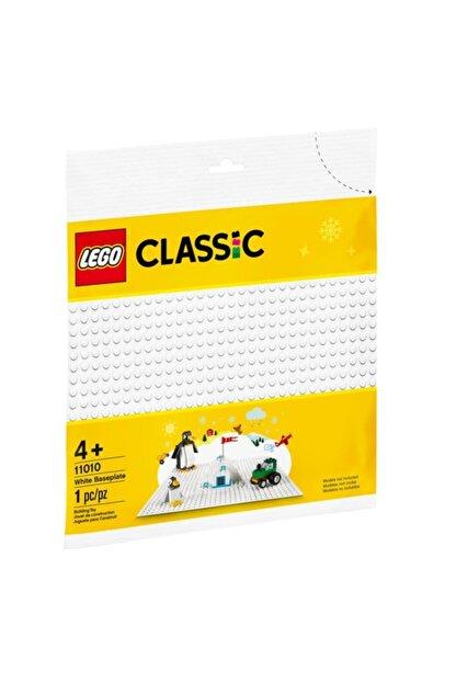 LEGO 11010 Classic Beyaz Taban +4 Yaş /