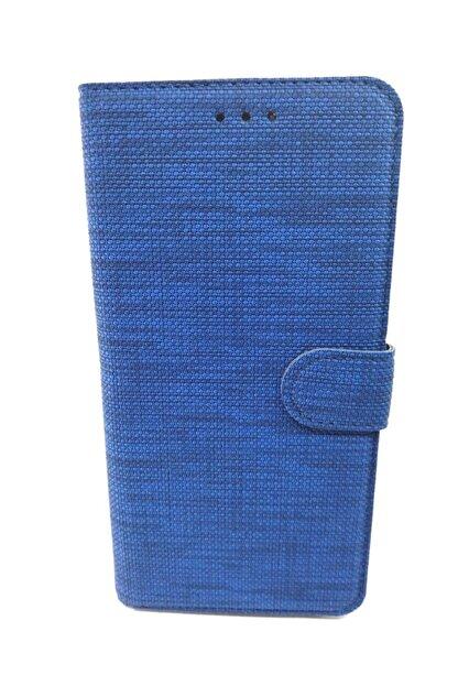 BlueGsm Samsung Galaxy J6 Plus Kapaklı Cüzdanlı Ve Kartlıklı Kılıf