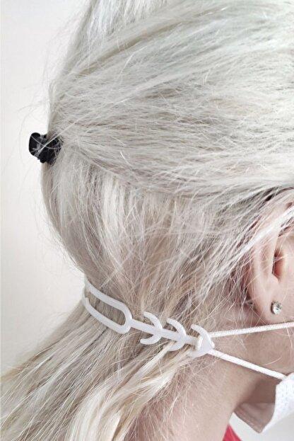 IMA 7 Adet Zrkstore Kulak Koruyucu Maske Tutucu Veya Maske Aparatı 19cm