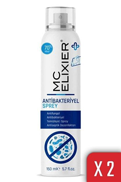Mc Elixier Antibakteriyel Sprey 150 Ml 2'li
