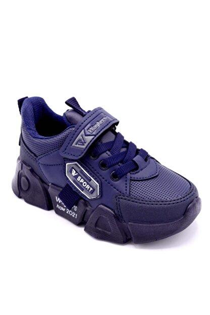 Waykers Erkek Çocuk Lacivert  Spor Ayakkabı