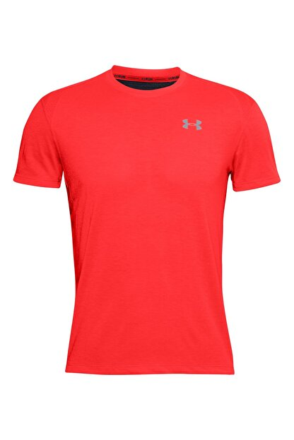 Under Armour Erkek Spor T-Shirt - Ua Streaker 2.0 Shortsleeve - 1326579-629