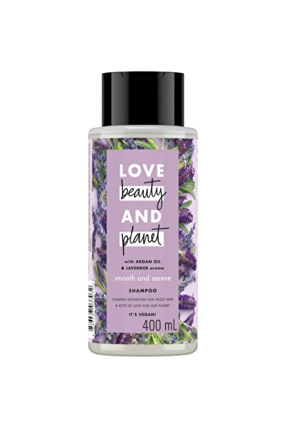 Love Beauty and Planet Argan Yağı Ve Lavanta Özlü Şampuan 400 Ml