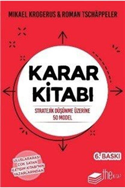 The Kitap Karar Kitabı & Stratejik Düşünme Üzerine 50 Model