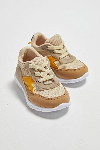 LC Waikiki Erkek Bebek Bej Drr Sneaker