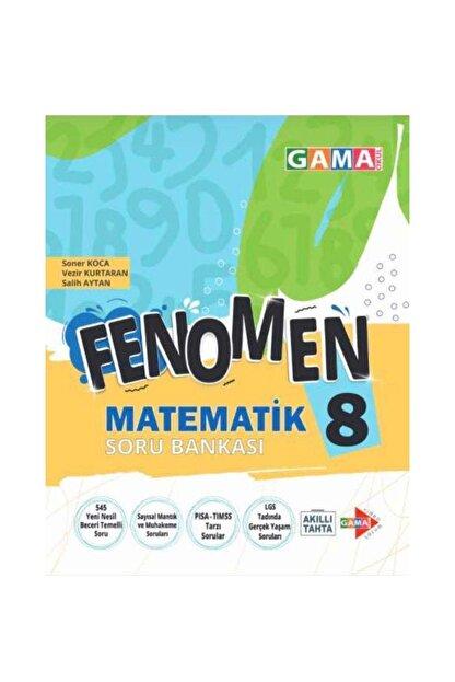 Gama Yayınları Gama 8.sınıf Fenomen Matematik Soru Bankası 2021