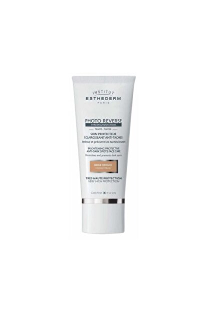 Esthederm Photo Reverse Tinted Medium Beige 50ml