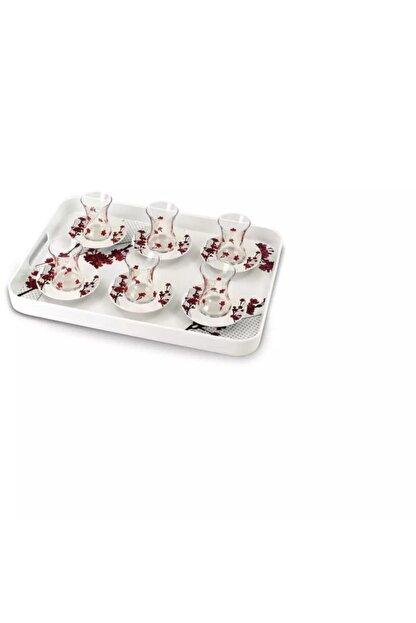 Schafer Unisex Beyaz Bardak Seti 7 Parça Shf 355 Aqua