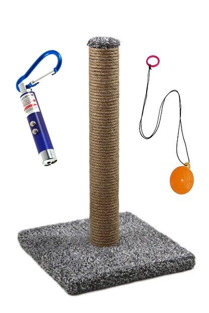 peto Oyuncak Hediyeli Kedi Tırmalama Tahtası 45 Cm