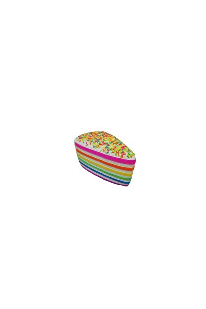 Squishy Kokulu Buyuk Boy Pasta Dilimi 15 cm Oyuncak