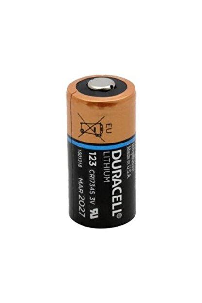 Duracell Cr123a Ultra Lityum Pil Dökme