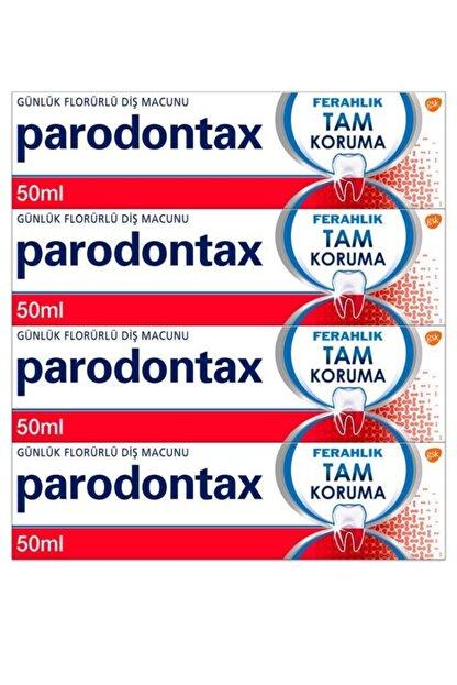 Parodontax Tam Koruma Ekstra Ferahlık 50ml X 4 Adet