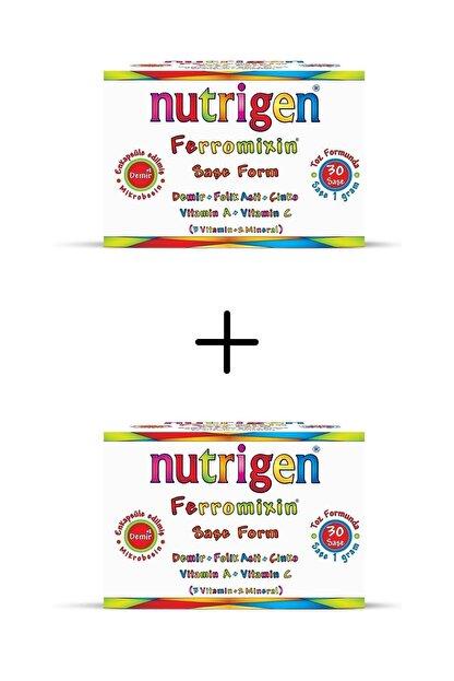 Nutrigen Ferromixin Saşe Form 30*2 Saşe (2'li Fırsat Paketi)