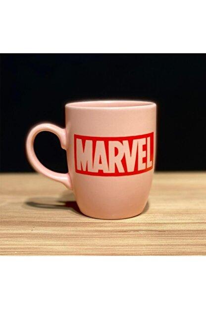 Kasaba Dükkan Marvel Baskılı Seramik Kupa
