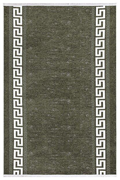 ATLANTİK Yeşil Kotton Ok1001 Halı 120 X 180
