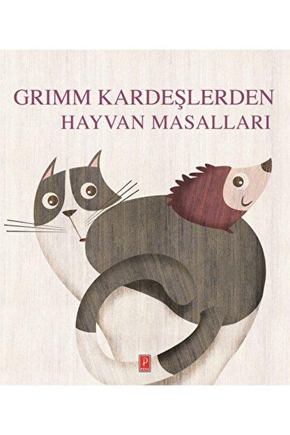 Pena Yayınları Grimm Kardeşlerden Hayvan Masalları