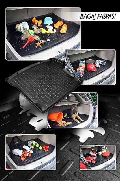 Z Tech Nissan Pulsar 2014 Model Bagaj Havuzu