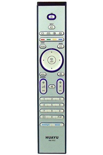 Philips Rm-797z Lcd-led-plazma Tv Kumandası