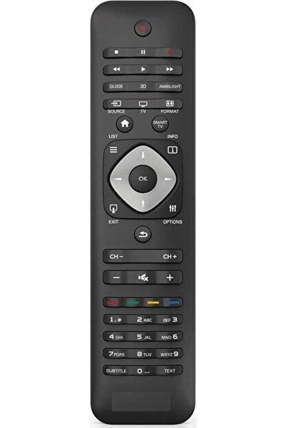 Philips Rm-l1128 3d Lcd Plazma Led Tv Kumandası