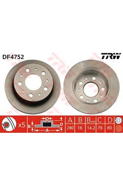 TRW Arka Fren Aynası Ducato 06-boxer 06-jumper06- 2.2hdı-3.0hdı 280x16x5dl Df4752