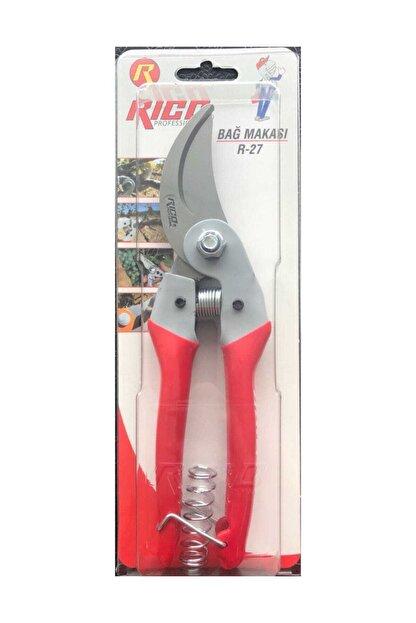 Rico Rc4600 Profesonel Bağ Budama Makası R-27