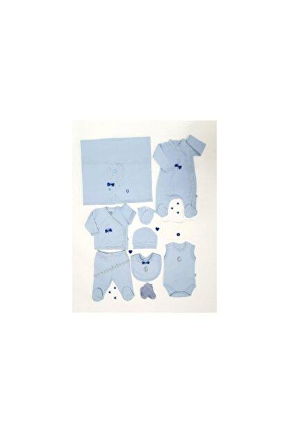 imajbebe Erkek bebek Mavi Hastane Çıkışı