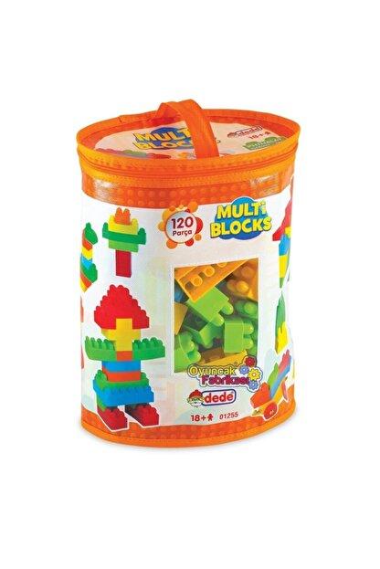 smile express Dede Oyuncak Lego Multi Blocks 120 Parça