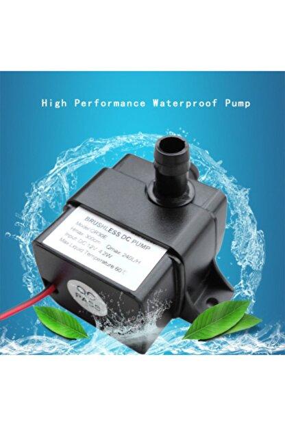 KOSECo 12 Volt Mini Dalgıç Su Ve Yağ Aktarma Pompası (240 Lt/saat)
