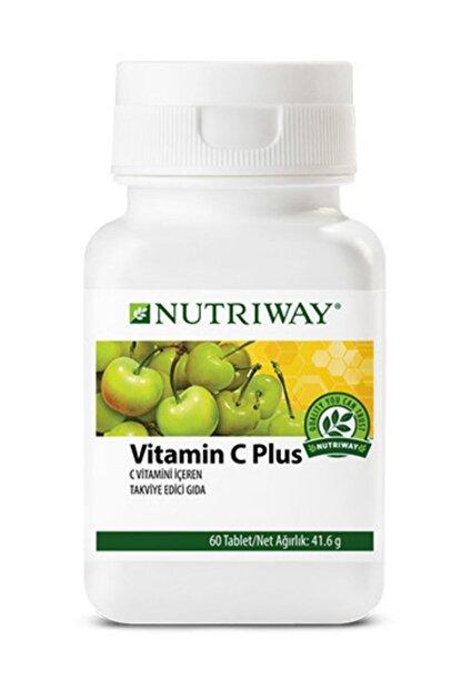 Amway Nutriway Vitamin C Plus 60 Tablet Cplus60