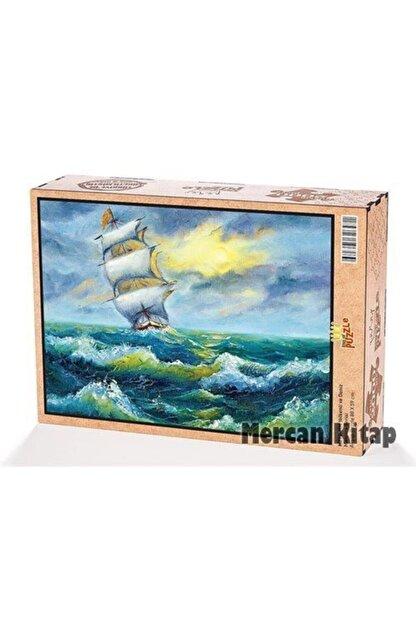 King Of Puzzle Yelkenli Ve Deniz Ahşap Puzzle 2000 Parça (mz50-mm)