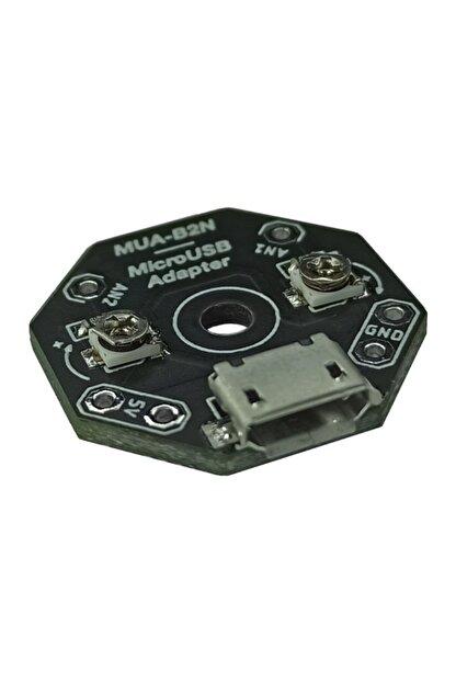 Lentark Mikro Usb Adaptör Modülü, 5v Micro-usb Besleme Kartı, Mua-b2n