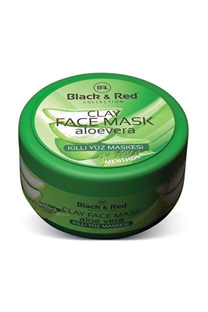 Black Red Killi Yüz Temizleme Maskesi Aloea Veralı 400 G