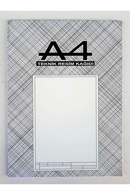 Kocaoluk Teknik Resim Kağıdı A4 30 Yaprak
