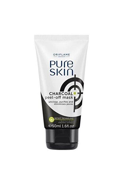Oriflame Pure Skin Kömürlü Soyulabilen Maske