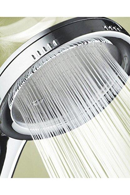 3M Duş Spa Masaj Aleti Tazyikli Tasarruflu Duş Başlığı Su Banyo Batarya