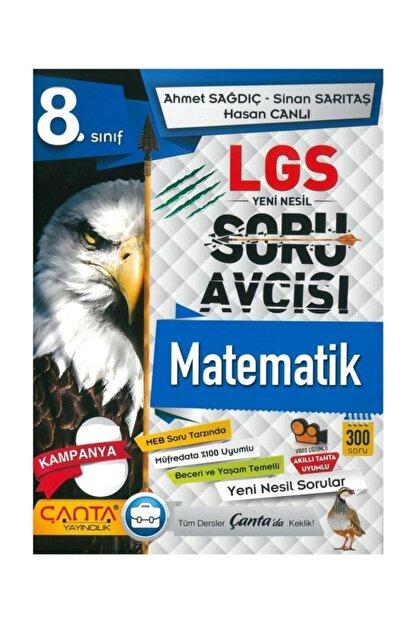 Çanta Yayıncılık ?çanta Yayınları 8. Sınıf Lgs Matematik Soru Avcısı