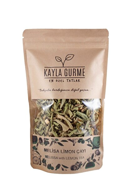 Kayla Gurme Melisa Limon Çayı 100 gr