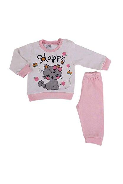 Simisso Kız Bebek  Pembe Takım