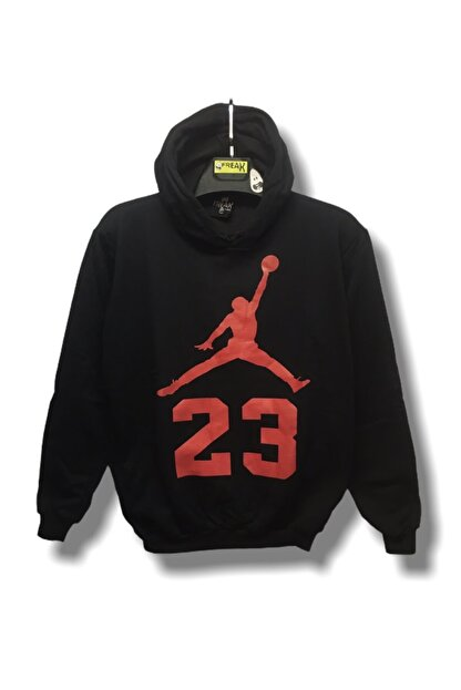 Freak Jordan Chicago Bulls 23 Basketbol Hoodie