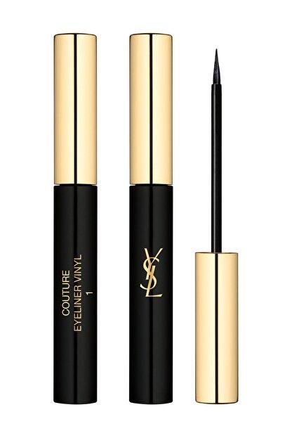 Yves Saint Laurent Couture Eye Liner 12 Saat Süren Etki Sağlayan Likit Eyelıner 1 - Noir Vinyl 3614272622951